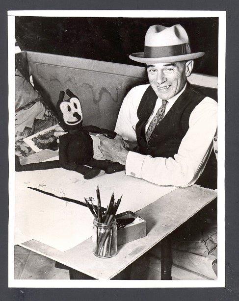 Krazy Kat creator George Herriman