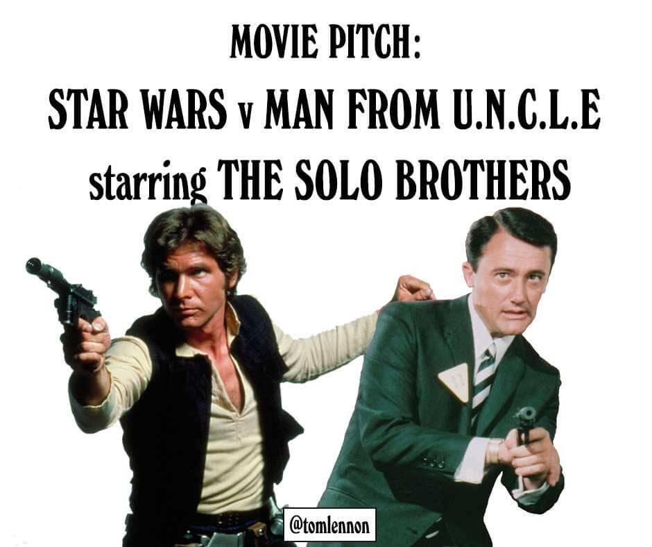 Han and Napoleon Solo