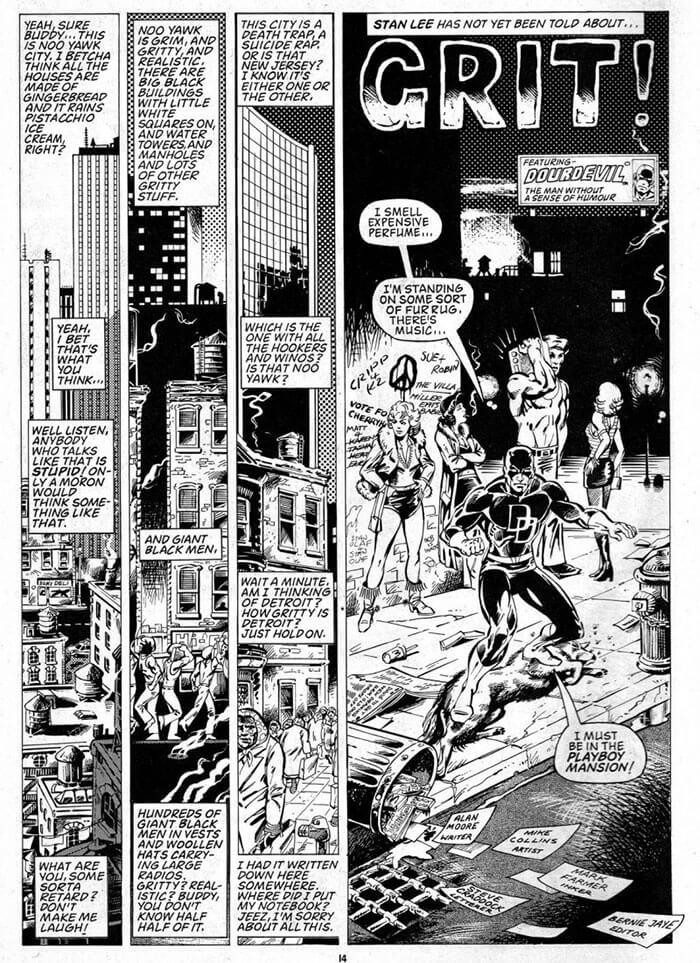 Marvel/Art: Mile Collins